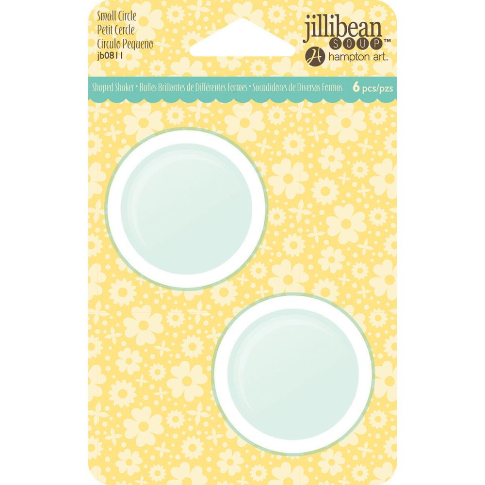Jillibean Soup Shaped Shaker: Small Circle