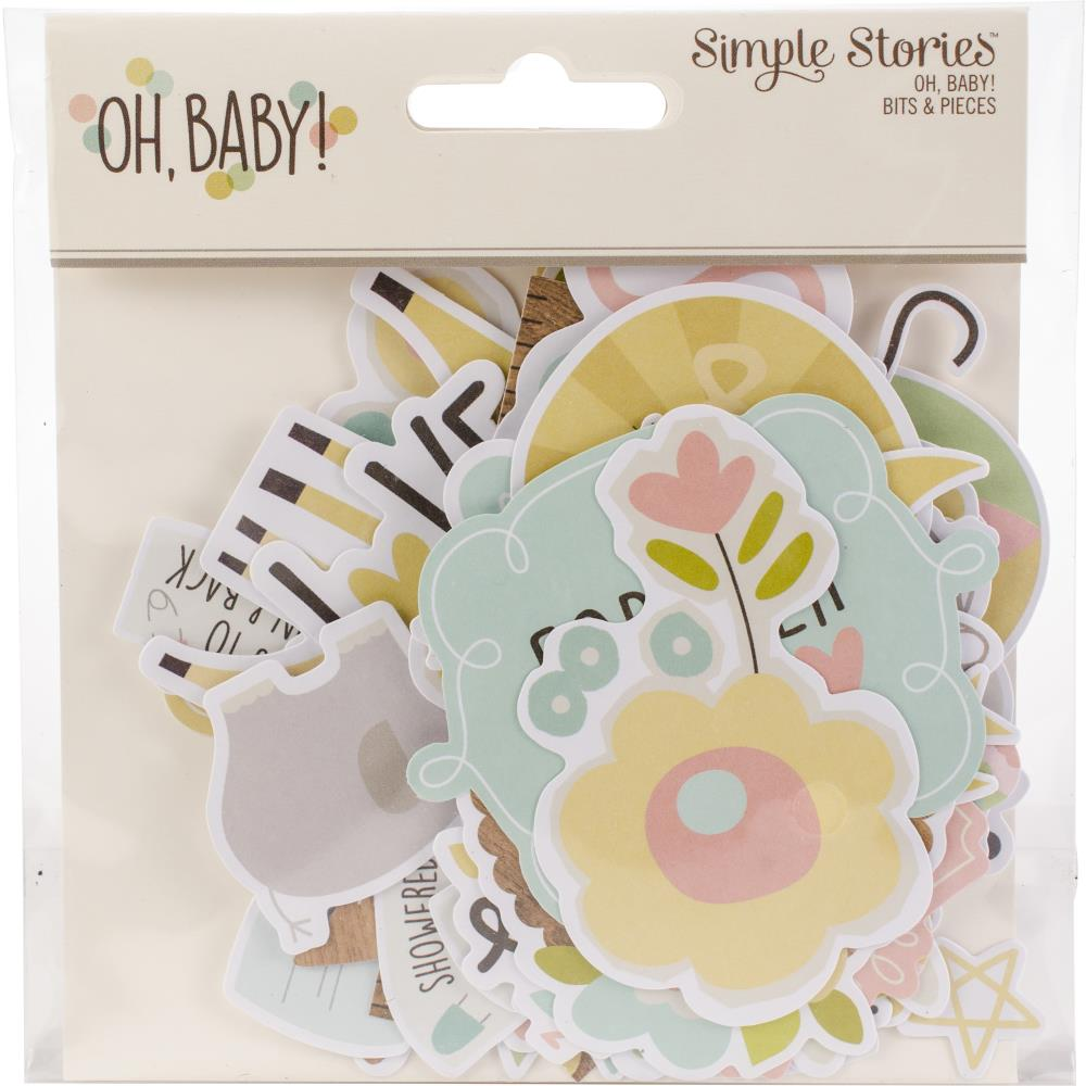 Simple Stories Bits & Pieces: Oh Baby!