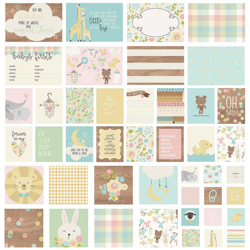 Simple Stories Card Pack: Oh Baby!