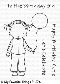 My Favorite Things Clear Stamps: Birthday Cutie