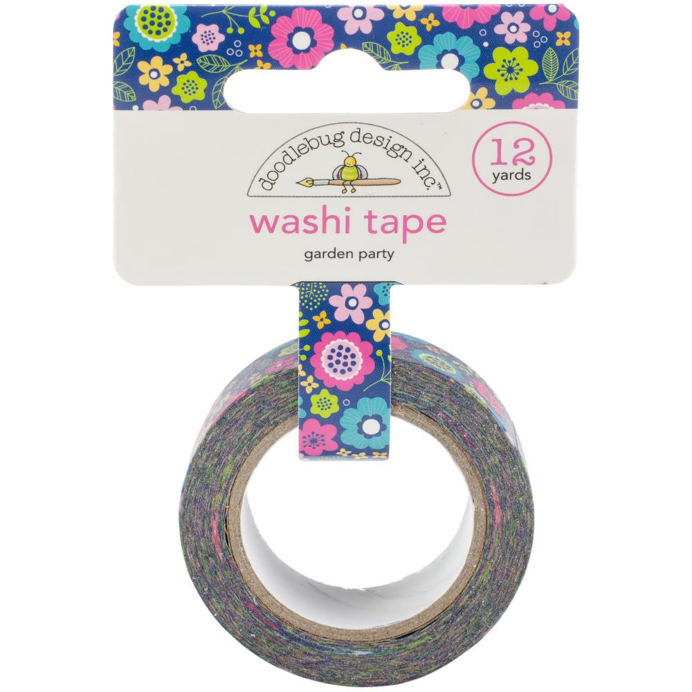 Doodlebug Design Washi Tape: Garden Party