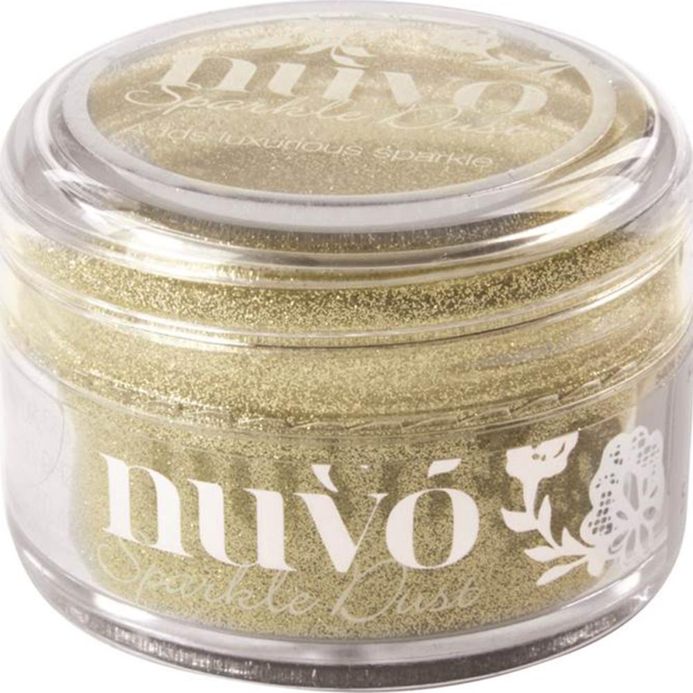 Nuvo Sparkle Dust: Gold Shine