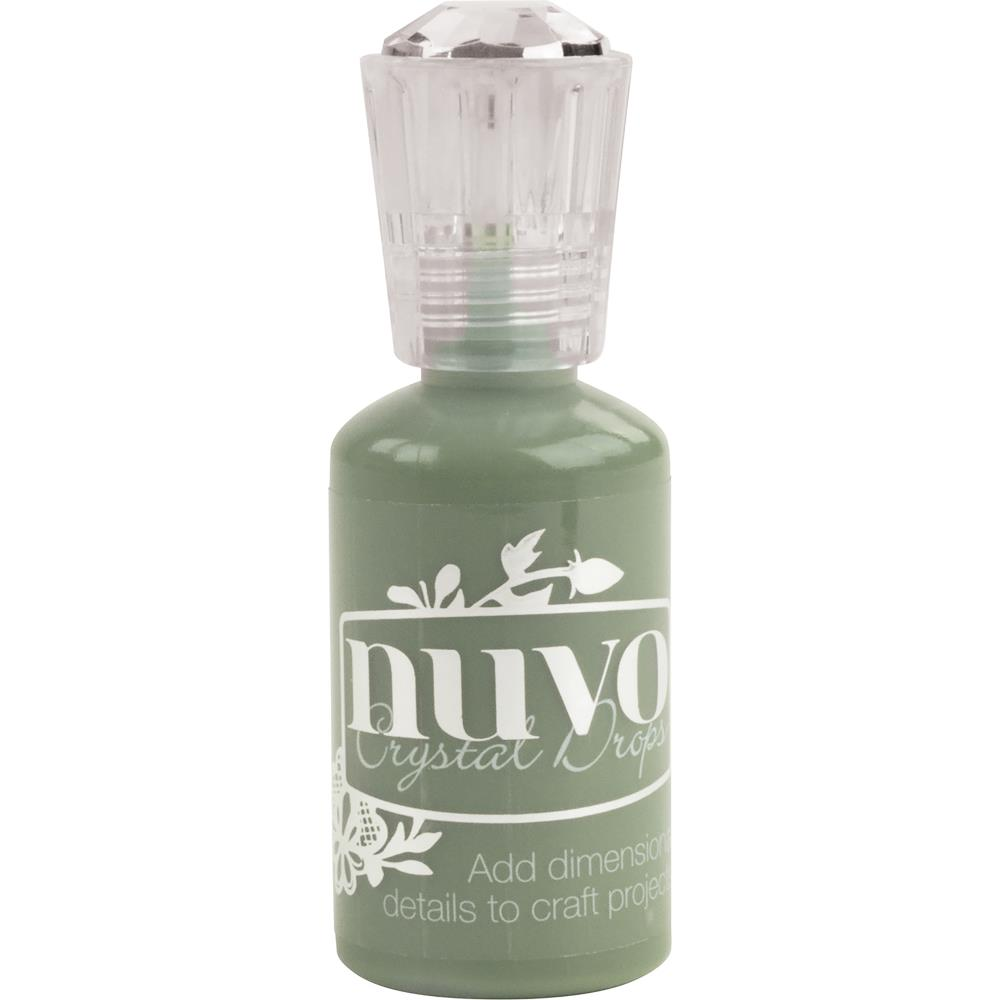 Nuvo CRYSTAL Drops: Olive Branch
