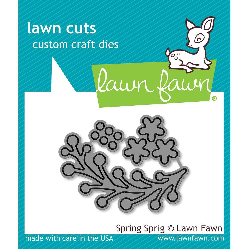 Lawn Fawn Lawn Cuts: Spring Sprig