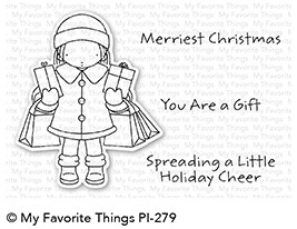 My Favorite Things Clear Stamps: Holiday Cheer