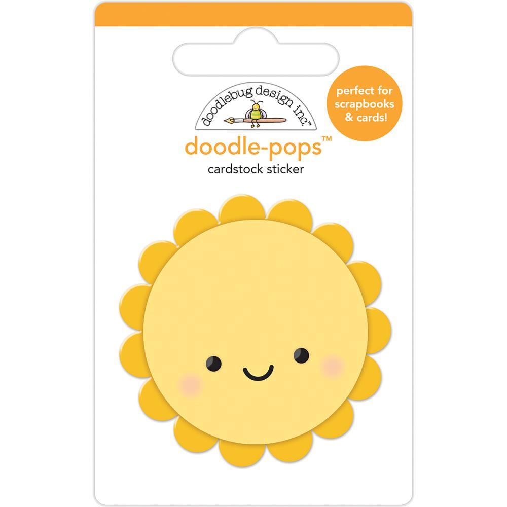 Doodlebug Design Doodle-Pops: Summer Sun