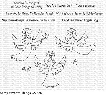 My Favorite Things Clear Stamps Little Angels