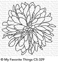 My Favorite Things Clear Stamps: Beautiful Bloom