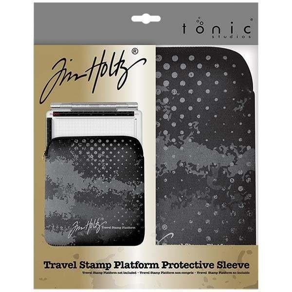 Tonic Studios & Tim Holtz Travel Stamp Platform Protective Sleeve