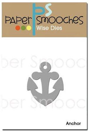 Paper Smooches Dies Anchor