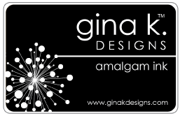 Gina K Designs Amalgam Ink Black