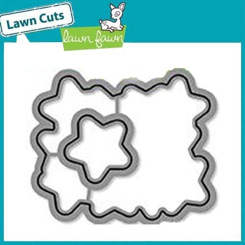 Lawn Cuts Custom Craft Die-How You Bean Star Add On