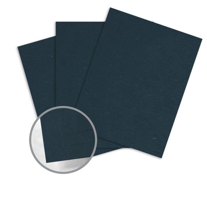 Poptone 100lb cardstock Nightshift Blue