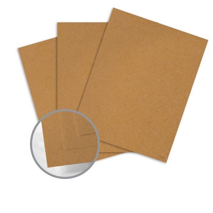 Poptone 100lb cardstock Safety Orange