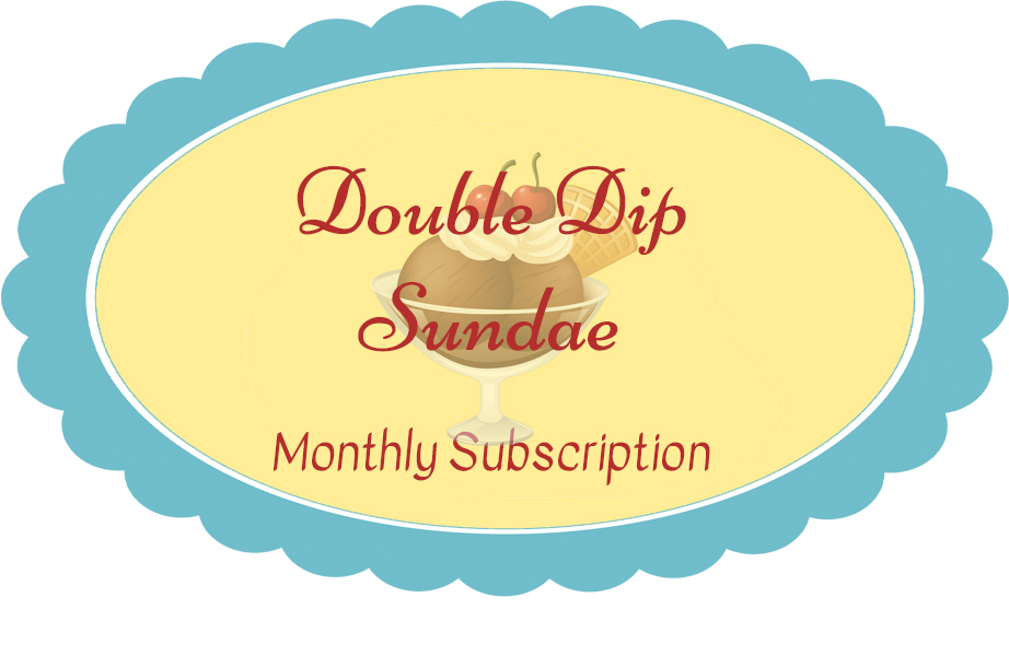Double Dip Subscription - Billed Every 3 Months (Pay for all 3 months at once) Shipping included in price.