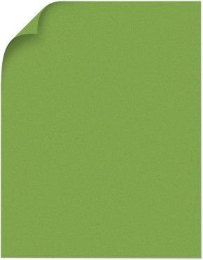 Poptone 100lb cardstock Gumdrop Green