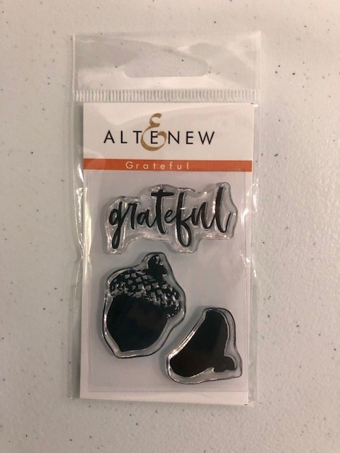 Altenew Grateful Stamp