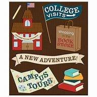 K&Company College Visits Sticker Medley