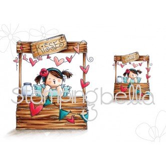 Stamping Bella Kissing Booth Squidgy