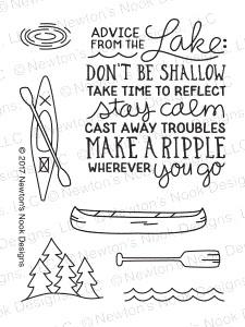 Newton's Nook Designs Lake Advice