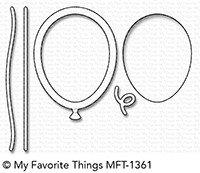 My Favorite Things Die-Namics Mini Balloon Shaker Window & Frame