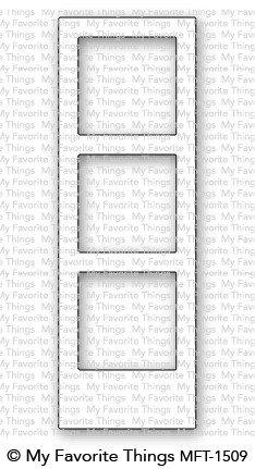 My Favorite Things Die-Namics Photo Booth Strips
