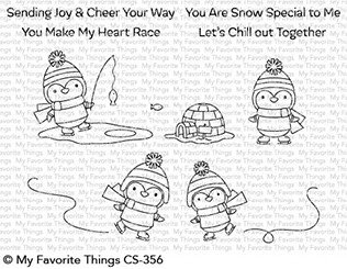My Favorite Things Clear Stamps CS Snow Special