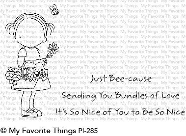 My Favorite Things Clear Stamps PI Bundles of Love