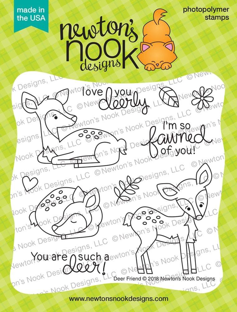 Newton's Nook Designs Deer Friends