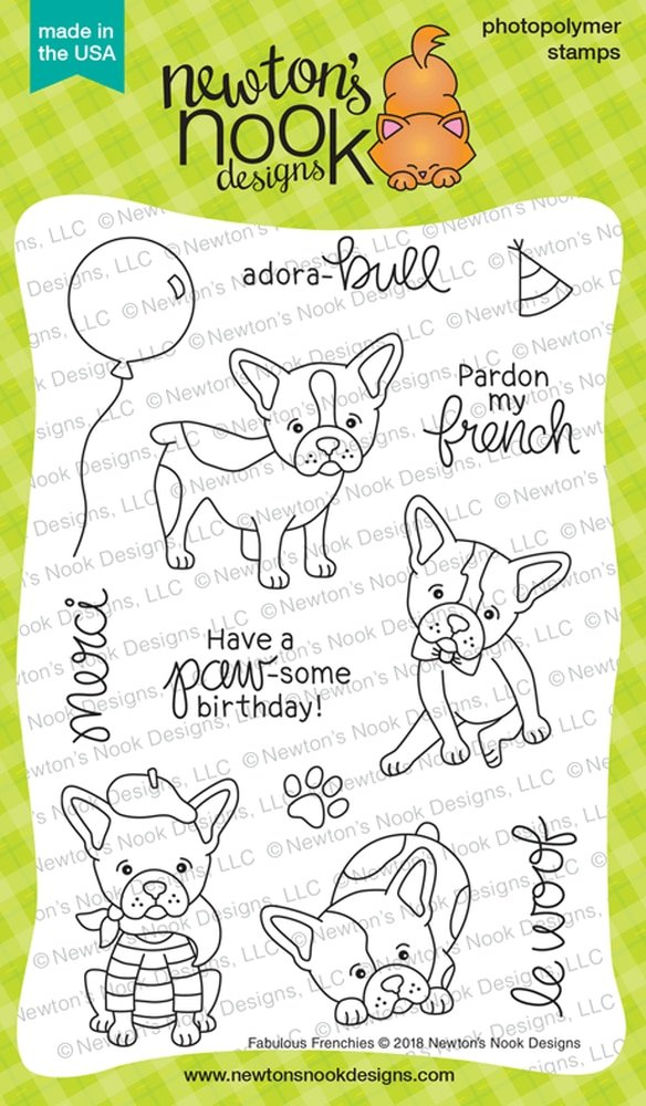 Newton's Nook Designs Fabulous Frenchies