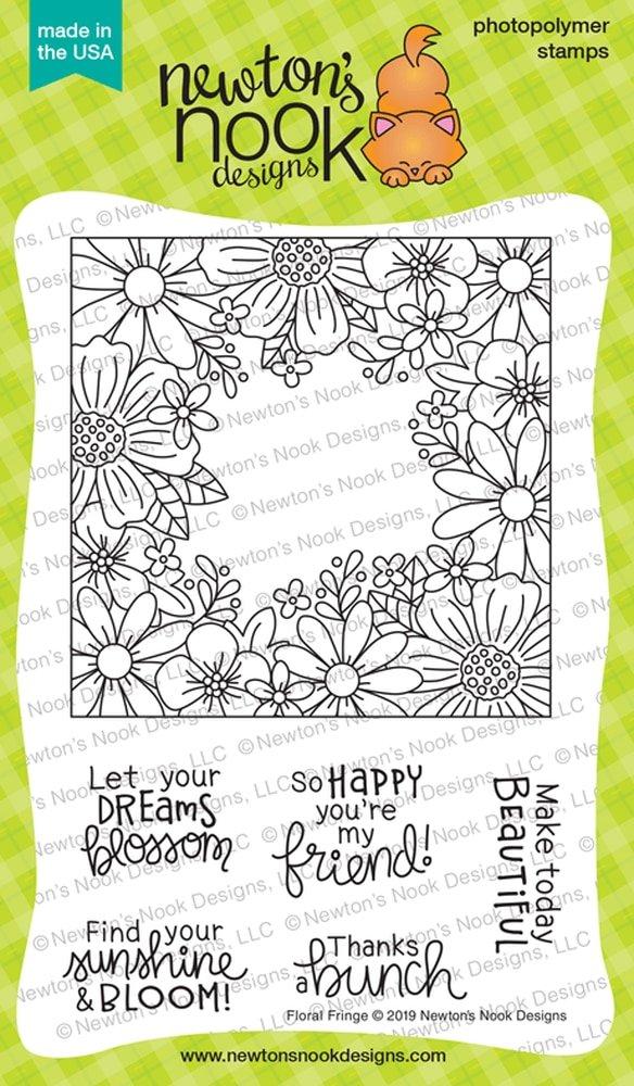 Newton's Nook Designs Floral Fringe