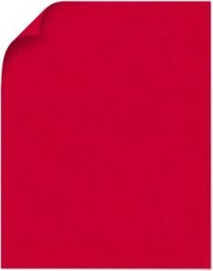 Poptone 100lb cardstock Red Hot