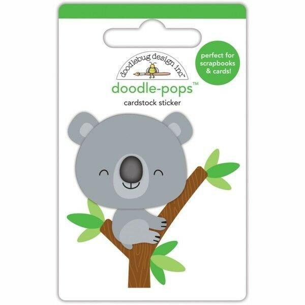 Doodlebug Designs Doodlepop Koala