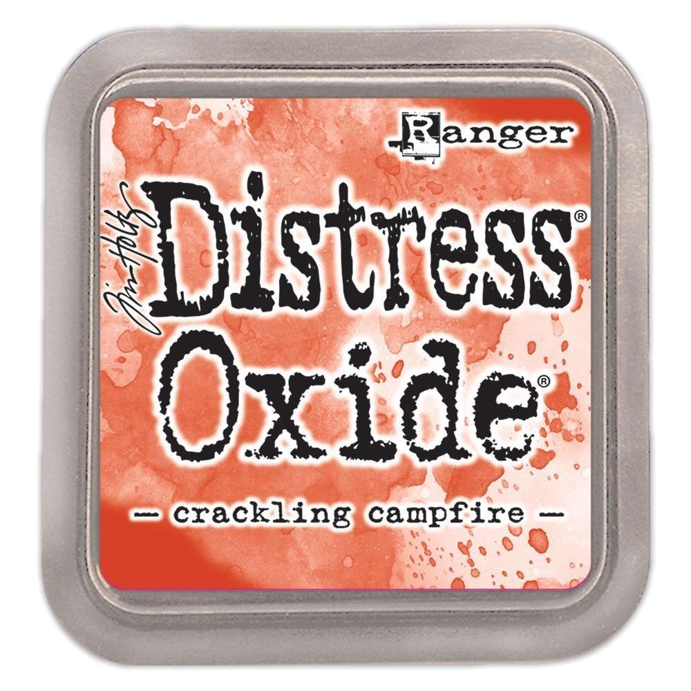 Tim Holtz Distress Oxides Ink Pad-Crackling Campfire