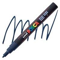 PC-3M Fine Navy Blue Uni Posca Paint Marker