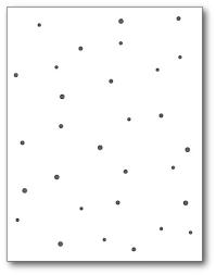Memory Box Speckled Background Die