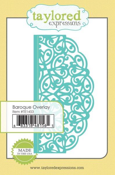 Baroque Overlay Die