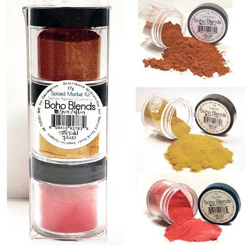 Spiced Market Kit Boho Blends