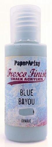 Blue Bayou Fresco Finish Paint