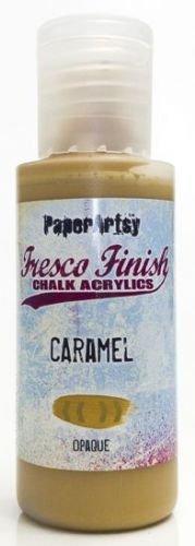 Caramel Fresco Finish Paint