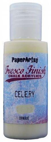 Celery Fresco Finish Paint