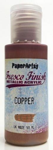 Copper Fresco Finish Paint
