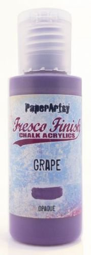 Grape Fresco Finish Paint