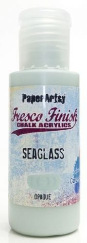 Seaglass Fresco Finish