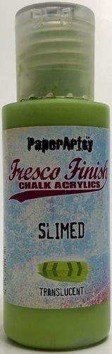 Slimed Fresco Finish Paint