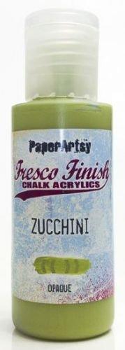 Zucchini Fresco Finish Paint