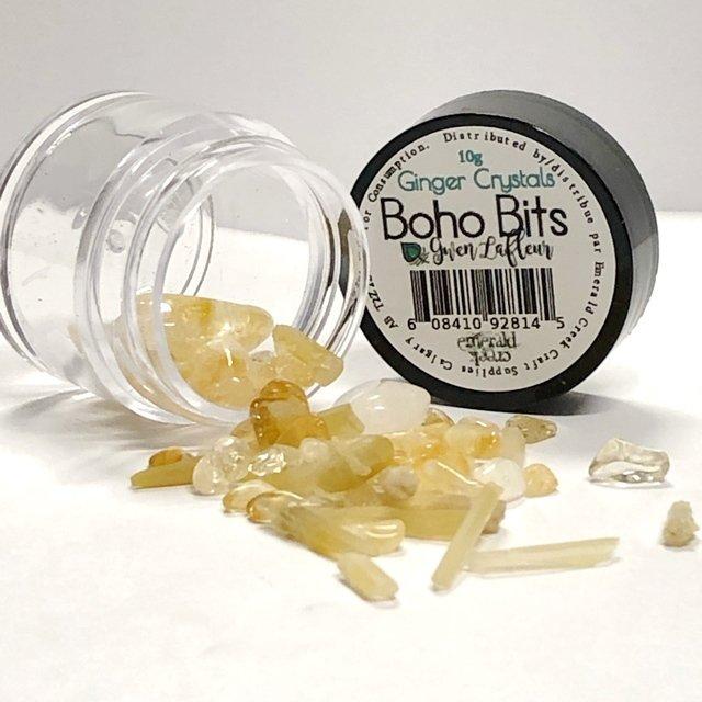 Ginger Crystals Boho Bits