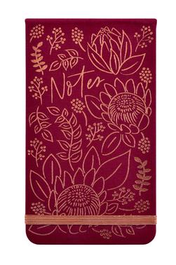 Kaiser Style Jotter Notebook -Blush