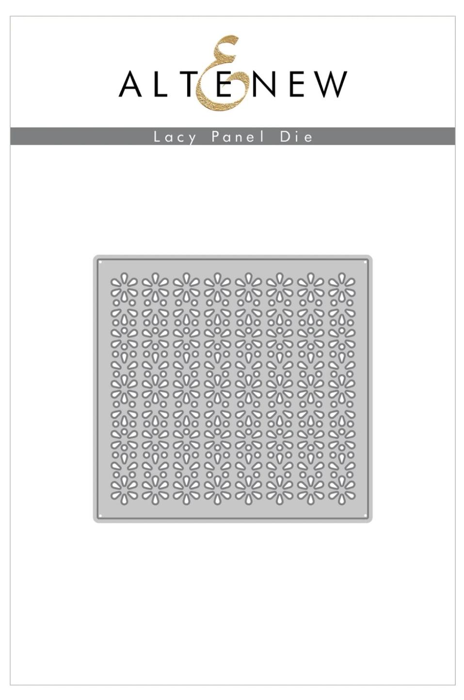Altenew Lacy Panel Die