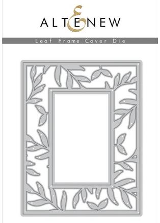 Die Leaf Frame Cover